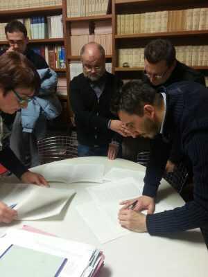 firma atto costitutivo media leader coop