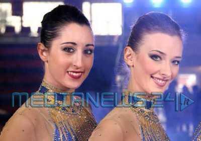 Elisa Blanchi e Anzhelika Savrayuk-
