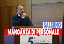 GERARDO BRACCIANTE DELLA UIL FPL SALERNO