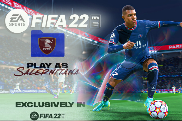 EA Sports activities takes the rights of Salernitana: the seahorse lands in Fifa22
